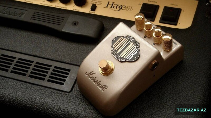 "Pedal ""Marshall gv-2&quot"