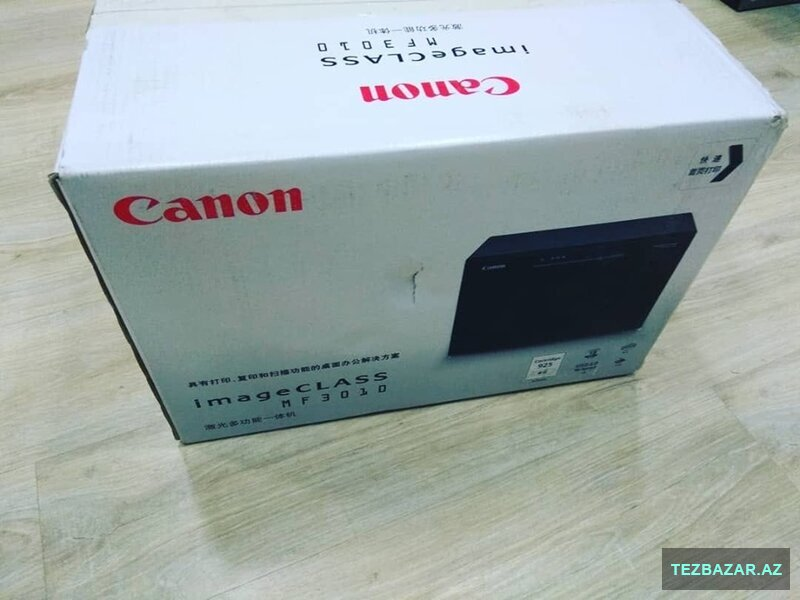 Printer: Canon mf 3010