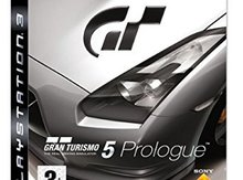 gran turismo 5: prologue ps3 diski