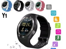 YENİ 2018 Y1 Smart Watch Band Support Nano SIM amp; SD Card