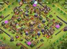 Clash of Clans oyun akkauntu