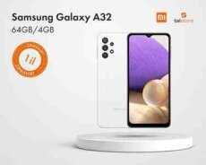 Samsung Galaxy A32 Awesome Black 64GB4GB