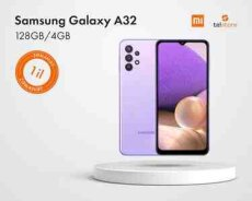 Samsung Galaxy A32 Awesome Violet 128GB4GB