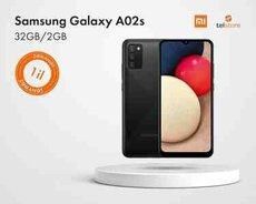 Samsung Galaxy A02s Black 32GB3GB