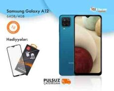 Samsung Galaxy A12 Blue 64GB4GB