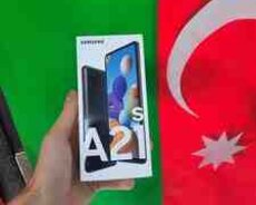 Samsung Galaxy A21S Black, 32GB
