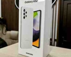 Samsung Galaxy A52 Awesome White 256GB8GB