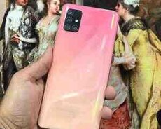 Samsung Galaxy A71 Prism Crush Pink 128GB8GB