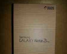 Samsung Galaxy Note 3 qutusu