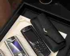 Vertu Signature A Design Black