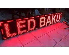 Led tablo