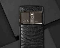 Vertu Signature Touch Black Lizard 2019 Premium