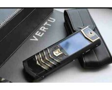 Vertu signature gold s design