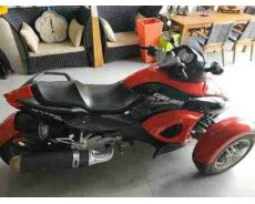 Can-Am Spyder RS, 2009 il