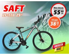 saft 29 velosiped