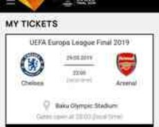 UEFA Europa League final bileti