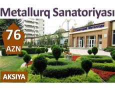 Sanatoriya Metallurq (Essentuki