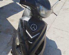 Mercedes moped