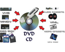 Video Kasetden Dvd Diske Kocurme