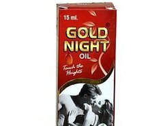 """Boyuducu yag Gold Night&quot"