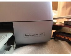"Printer ""hp photosmart 7260&quot"