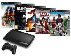 PS3 Super Slim, 500GB