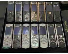 Vertu signature s design collection