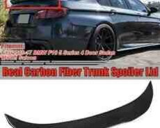 BMW F10 carbon natural spoiler