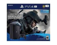 PlayStation 4 Pro 1TB - Call of Duty Bundle