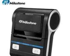Milestone mobile printer