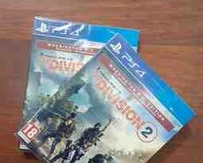 PS4 oyunu The division 2