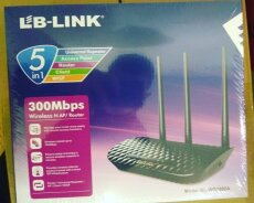300mbps lb-link Router +akses point