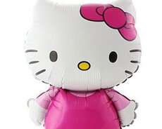 Hello Kitty fiqurlu falqa şar