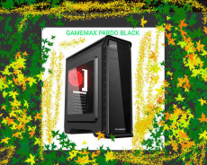 Gamemax pardo black