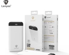 20000mah Orginal power bank lenyes firmasi