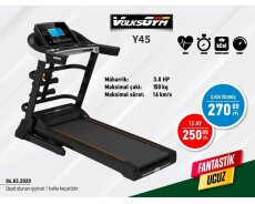 volks gym y45