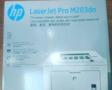 Printer: Hp Laser Jet Pro m203 dn