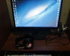Intel Core i5 3.2 Ghz processor - 22 Monitor