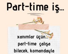 Part-time iş