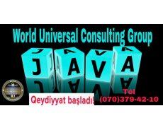 Online Java kursu ---- World Universal