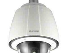 Camera Samsung 4 CIF 37X Network PTZ Dome