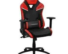 Gaming oturacaq ThunderX3 TC5 Jet Ember Red